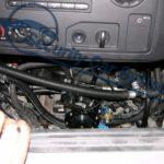 gaz w samochodzie